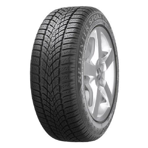 Dunlop SP Winter Sport 4D ROF – 205/45/R17 88V – E/B/71 – Winterreifen