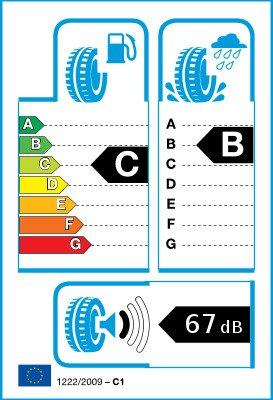 Pirelli Cinturato Winter – 215/55/R17 98T – C/B/67 – Winterreifen