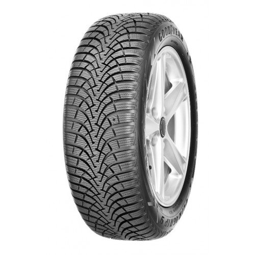 Goodyear Ultra Grip 9 XL M+S – 195/65R15 95T – Winterreifen
