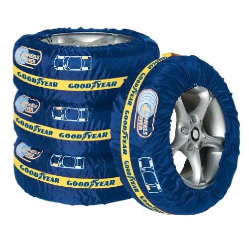 Goodyear 75526 Premium Reifentaschen-Set, 4-teilig
